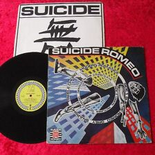 Suicide romeo LP pictures (uk) top!