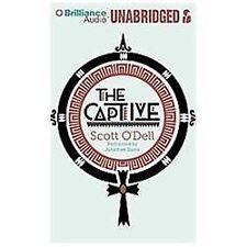 The Captive by Scott O'Dell (2013, CD, Unabridged)