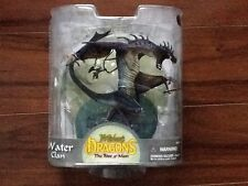 McFarlane's Dragons Series  Water Clan  Dragons 8  # 51201 Rare Factory Sealed