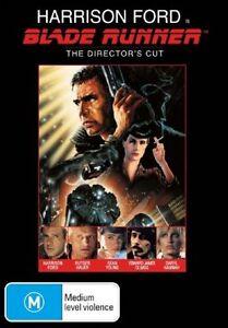 Blade Runner DVD Ridley Scott, Harrison Ford - Region 4 Australia