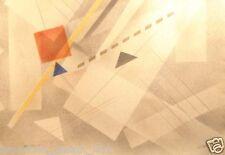 Alex Makin Mandolin I Mix Media Hand Signed Original Mixed Media Art Artwork OBO