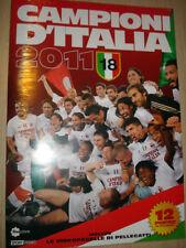 DA COLLEZIONE 12 MAXI POSTER COLLECTION AC MILAN 18 CAMPIONE D'ITALIA 2011