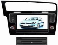 Navigatore, gps touchscreen,VW golf 7 VII