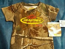 Realtree camouflage shirt m (6-9m) infants