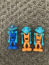 LEGO Life On Mars Martians Lot of 3 Minifigures Space Vintage!
