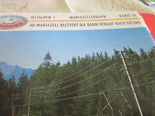 Alpi passate Alpi orientali 1 K 32 Maria Zeller ferroviario Maria Gösing cellulari
