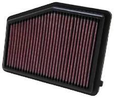Filtre a Air Sport K&N 33-2468 ( KN 332468) HONDA CIVIC IX (FK) 1.8 i-VTEC 141CH