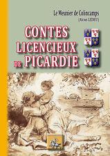 Contes licencieux de la Picardie - Le Meunier de Colincamps
