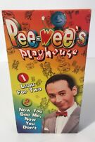 Pee-Wees Playhouse: V. 6 (VHS, 1996)