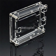 Transparent Case Acrylic Cover Shell Enclosure Computer Box For Arduino UNO R3