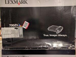 Genuine Lexmark 700Z5 Black- Colour Drum Imaging Kit CS310 CS410 510 CX310 CX410