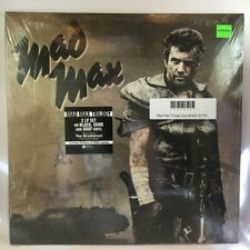 Mad Max Trilogy Soundtrack 3LP NEW