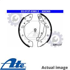 NEW BRAKE SHOE SET FOR TOYOTA AVENSIS T22 4A FE 7A FE 3S FE 2C TE 1CD FTV ATE