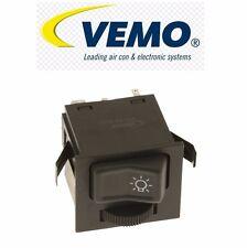 Headlight Switch Vemo fits 1989-1993 Volkswagen Cabriolet 323 941 531G 01C