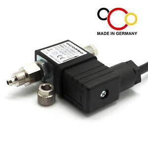 OCOPRO CO2 Nachtabschaltung Magnetventil mit & ohne Rückschlagventil | Germany