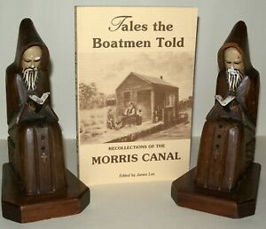 Tales the Boatmen Told, Recollections of Morris Canal (1991) SIGNED Paperback