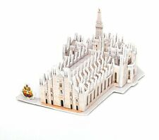 Dome of Milano 3D Puzzle Model Kit 87 Pieces Expo 2015