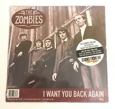 "The Zombies / I Want You Back Again (1965 & 2015 versions) RSD 2017 7"" 45 / Mint"
