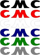 1947 1948 1949 1950 1951 1952 1953 1954 GMC PICK UP TRUCK Tailgate Decal Kit