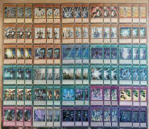 BLAUÄUGIGER WEIßER DRACHE DECK/SET/CORE-Stein,Chaos,Alternativer,Fusion Yu-Gi-Oh