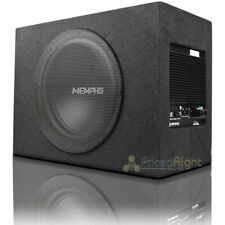 """Memphis Audio 12"""" Powered Bass System with Integrated Amplifier 500W Max SRX12SP"""