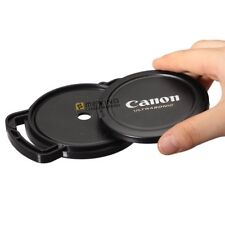 Universal  Keeper Camera Lens Cap Holder Anti-lost Buckle for 43mm 52mm 55mm cap