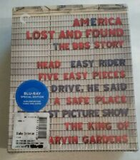 America Lost and Found The BBS Story Blu-ray Disc 2010 6-Disc Set, Criterion NEW