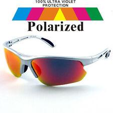 Polarized Polarised Lens Car Driving Fishing Sport Golf Sunglasses & Case POL724