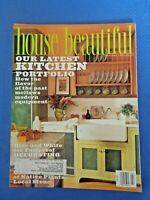 House Beautiful Magazine Feb 1995 San Francisco's new Museum of Modern Art MoMA