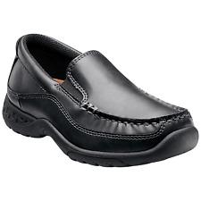 Boys Stacy Adams Porter Shoe Black 12.5 #NB8T6-M219