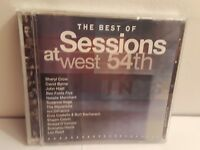The Best of Sessions at West 54th, Vol. 1 by Various Artists (CD, Sep-2001, Sony