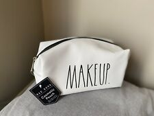 Rae Dunn ~ Cosmetic Pouch 'Makeup' makeup cosmetic bag travel