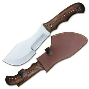 """Ax 06 11.5"""" Jungle Survival Knife Hatchet Hunting Sheath Carrying case"""