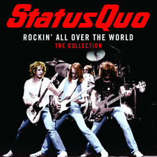 STATUS QUO ROCKIN ALL OVER THE WORLD THE COLLECTION CD NEW