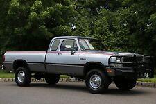 1992 Dodge Ram 2500 POWER RAM LE