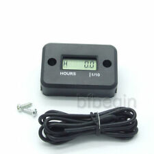 Hour Meter Motorcycle ATV Snowmobile Dirt Quad Bike for Yamaha Ski Marine Boat