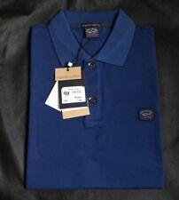 Genuine Paul And Shark Mens Polo Shirt Size XL (100% Organic Cotton)