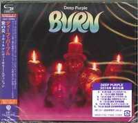 DEEP PURPLE-BURN [35TH ANNIVERSARY]-JAPAN SHM-CD F04