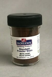 BURNT UMBER Mohawk Blendal Powder (M370-14351) 1 oz FREE SHIP!