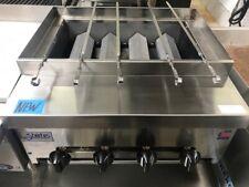 New 24 Shish Kebab Gas Broiler Radiant Grill Stratus Skb 24 8114 Kabob Gyro