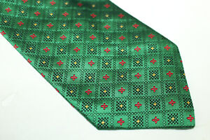 ANDREW'S TIES Silk tie Made in Italy F8859