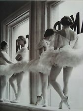 BALLERINAS SCHOOL OF AMERICAN BALLET LIFE MAGAZINE 1936 PHOTO 8X10 SMALL POSTER
