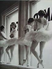 BALLERINAS SCHOOL OF AMERICAN BALLET LIFE MAGAZINE 1936 PHOTO 4X6 GLOSSY PAPER