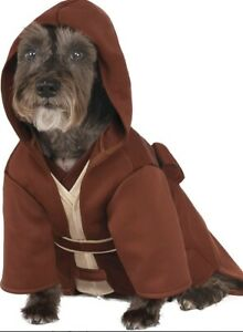 Rubie's Star Wars Classic Jedi Robe Pet Costume, Large
