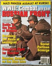 WWII Combat On The Russian Front Red Army Late Fall 2015 FREE SHIPPING!