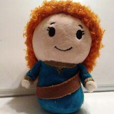 "Hallmark Disney Princess Brave Itty Bittys Plush Set Merida 4"" Plush Toy"