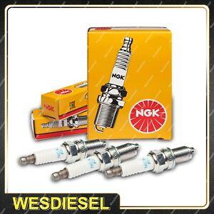3 NGK Standard Spark Plugs for Honda Acty HA 0.7L 3Cyl MPFI SOHC 1991-1999