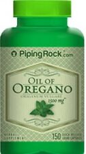OIL OF OREGANO 1500MG IMMUNITY DIGESTIVE URINARY TRACT SUPPLEMENT 150 CAPSULES