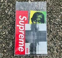 Supreme Aguila Bridge Box Logo Sticker Pack FW19 Week 17 NEW