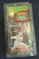 Nolan Ryan Texas Rangers 30 card Team Set 1993 Topps Stadium Club